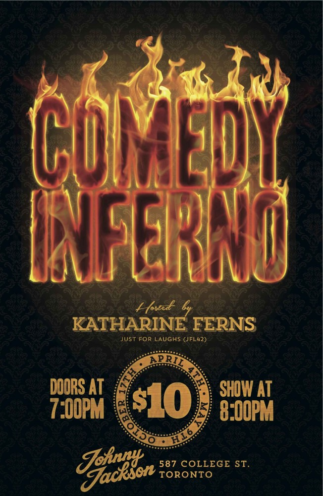Comedy-Inferno image small