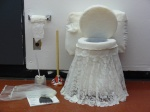 Wedding Toilette, 2009